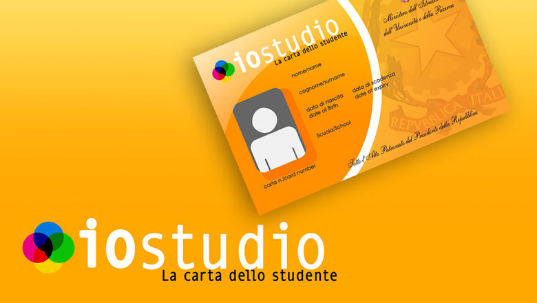 ioStudio - La carta dello studente